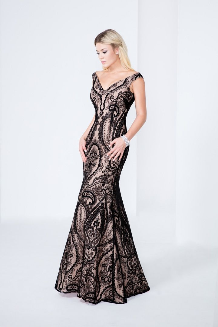 1d17bf9882 Evening wear by Mery s Couture   English